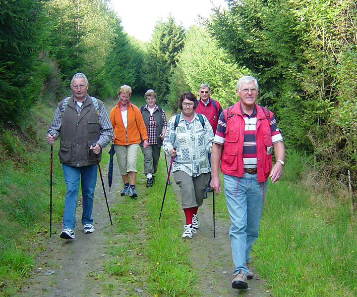 Erkunden Sie die Region um den Hof Kilbe in Bad Berleburg bei einer Wanderung