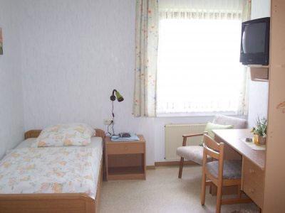 Genießen Sie die Ruhe in unserem Einzelzimmer auf dem Hof Kilbe in Bad Berleburg